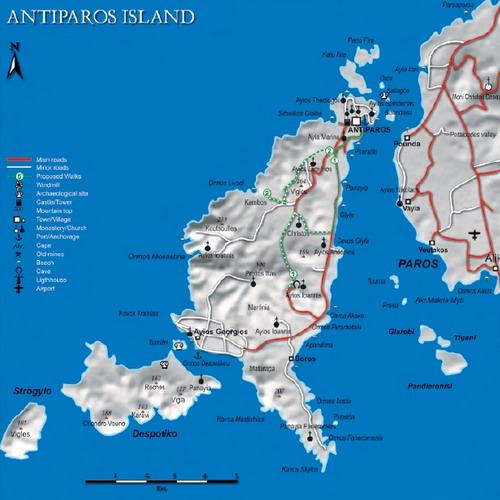 Paros Beaches: Islandology